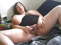 Redhead Huge-titted Mummy..