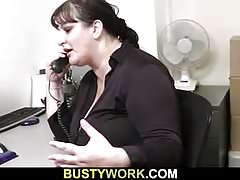 breasts assistant sates her..