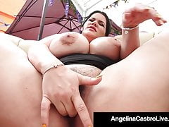 Massive Latina Angelina..