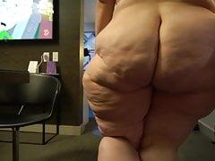 Kourtney Cakes Fantastic Ass..