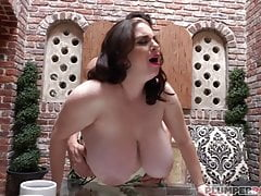 Milly Marx in Phat Boob Step
