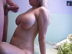 ample russian blond
